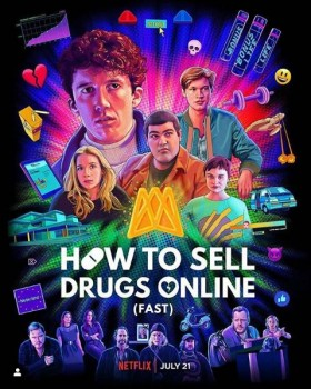 How to Sell Drugs Online الموسم 02