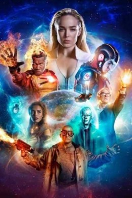 Legends of Tomorrow الموسم 03