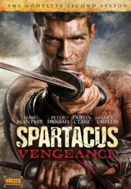 Spartacus Blood and Sand الموسم 02
