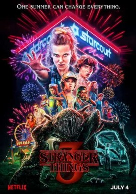 Stranger Things الموسم 03