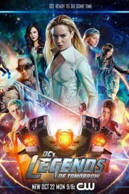 Legends of Tomorrow الموسم 04