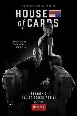 House of Cards الموسم 02