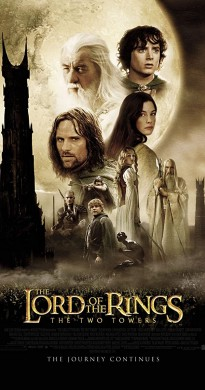 2002 The Lord of the Rings The Two Towers