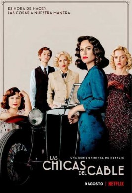 Cable Girls الموسم 04