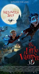2017 The Little Vampire 3D