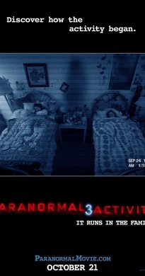 2011 Paranormal Activity 3