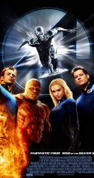 Fantastic 4 Rise of the Silver Surfer 2007