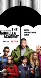 The Umbrella Academy الموسم 01