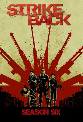 Strike Back الموسم 06