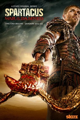 Spartacus Blood and Sand الموسم 03