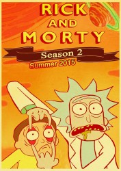 Rick and Morty الموسم 02