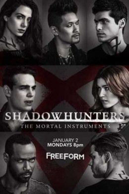 Shadowhunters The Mortal Instruments الموسم 02