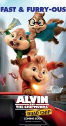 Alvin and the Chipmunks The Road Chip 2015