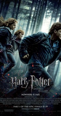 2010 Harry Potter and the Deathly Hallows Part 1