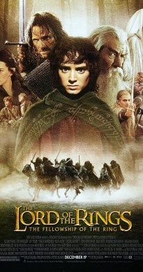 The Lord of the Rings The Fellowship of the Ring 2001