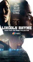 Lincoln Rhyme Hunt for the Bone Collector الموسم 01