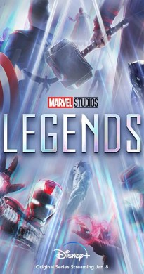 Marvel Studios LEGENDS الموسم 01