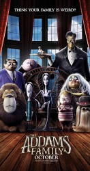 2019 The Addams Family