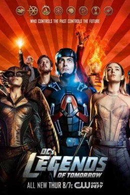 Legends of Tomorrow الموسم 01