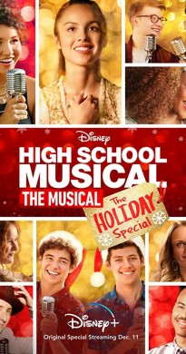 High School Musical The Musical The Holiday Special 2020
