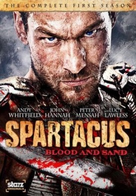 Spartacus Blood and Sand الموسم 01