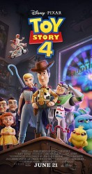2019 Toy Story 4
