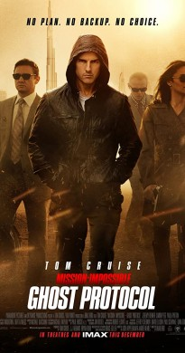 2011 Mission Impossible Ghost Protocol