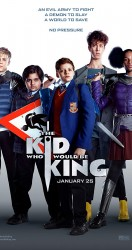 2019 The Kid Who Would Be King