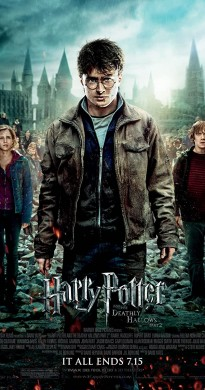 2011 Harry Potter and the Deathly Hallows Part 2