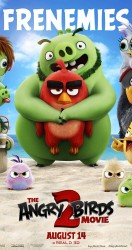 2019 The Angry Birds Movie 2
