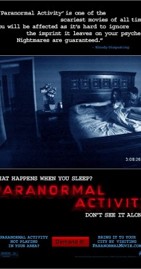 2007 Paranormal Activity