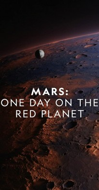 2020 Mars One Day on the Red Planet