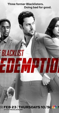 The Blacklist Redemption الموسم 01