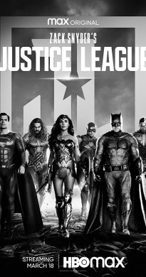 2021 Zack Snyders Justice League