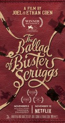 2018 The Ballad of Buster Scruggs