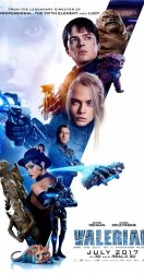 2017 Valerian and the City of a Thousand Planets