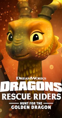 Dragons Rescue Riders Hunt for the Golden Dragon 2020