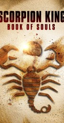 2018 The Scorpion King Book of Souls