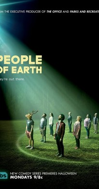 People of Earth الموسم 01