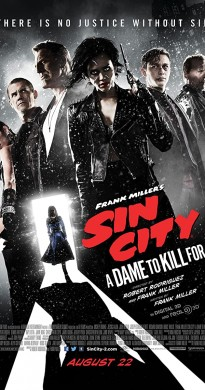 2014 Sin City A Dame to Kill For