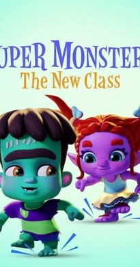 Super Monsters The New Class 2020