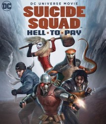 Suicide Squad Hell to Pay 2018