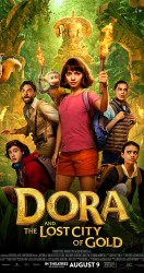 2019 Dora and the Lost City of Gold