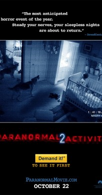2010 Paranormal Activity 2