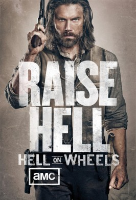 Hell on Wheels الموسم 04