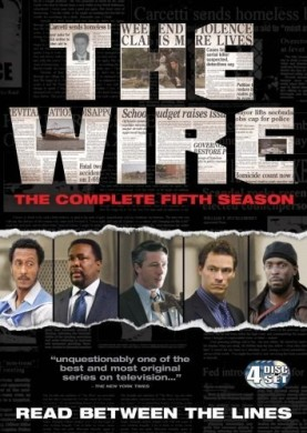 The Wire الموسم 05