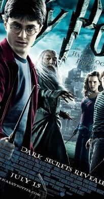 2009 Harry Potter and the HalfBlood Prince