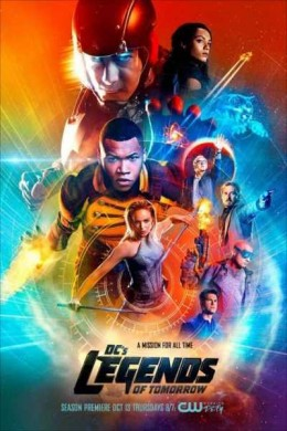 Legends of Tomorrow الموسم 02