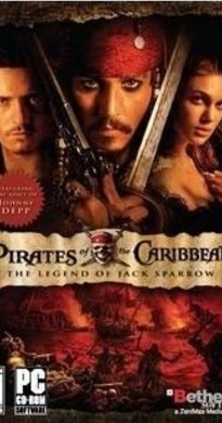 2006 Pirates of the Caribbean The Legend of Jack Sparrow