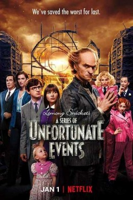 A Series of Unfortunate Events الموسم 03